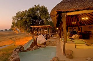 Sanctuary Puku Ridge Camp, South Luangwa