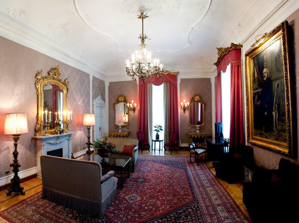 Grand Hotel Et De Milan Mailand